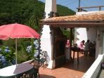 Casa Medina solarium y terraza