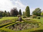 beautiful tranquil gardens