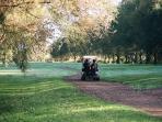 Brampton Park Golf Club - within a short walking distance from Brampton House