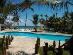 Private beach club few minutes far