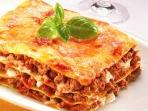 ITALIAN FOOD LASAGNE