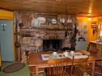 Restored 1780's kitchen