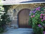 The Arched Front Door