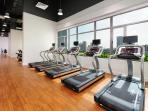 Gym at 5th floor