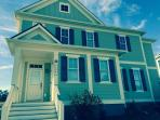 New Beautiful Reynolds Plantation 4 bedroom house walking distance to lake and pools and golf range.
