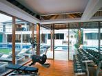 Cendrawasih - Gym