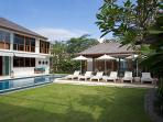 Cendrawasih - Lawn setting