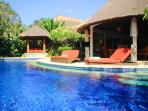Luxury villa with large pool and garden.  Discount available for early bookers.
