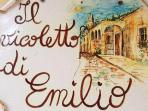 Il nostro logo: Il vicoletto di Emilio!