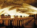 A 50 m des caves les plus prestigieuses de Beaune