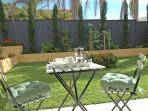 Olive Room garden