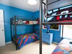 The Second Twin Bedroom