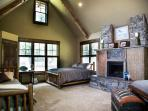 Flatwater Lodge - Stickney Room
