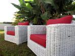 Beautiful outdoor furniture