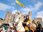 Medieval Festival at Obidos