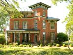 Historic Italianate, Spectacular Mountain View