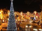Stratford upon Avon and some of the Christmas Lights