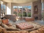 Living Room Area-Main Level