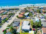 SPACIOUS Beach Home ***3 Houses to OCEAN***
