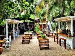 Harwood restaurant & bar - Located in Tulum beach road
