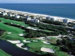 Kiva Dunes golf course on property