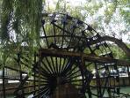 Waterwheel in Tomar