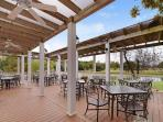 Historic Powhatan Resort dining