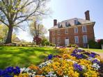 Historic Powhatan Resort Manor House