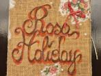 Rosa Holiday