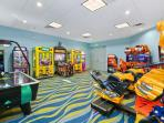 Amusements at Championsgate