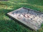 custom horseshoe pit
