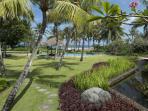 Villa Arika Garden and Grounds