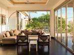 Sanur Residence - Villa 1 - Living area