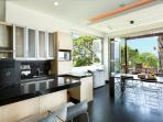 Sanur Residence - Villa 3 - Kitchen & dining