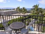 Enjoy your morning coffee or sunset cocktails on the lanai