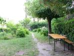SA2(3): garden terrace (house and surroundings)