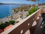 A9(2+2): terrace view