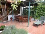 Maria(2+2): garden terrace
