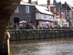 Pub by the River Ouse