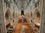 Inside of York Minster