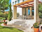 A4 Luxury Trogir (6): terrace
