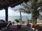 Restaurant view.