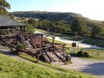Dry Ski Slope and Alpine Cafe at Happy Valley, Great Orme