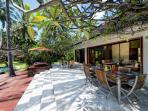 The Anandita - Alfresco dining