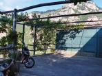 02 Casa Luna main entrance and parking