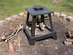 Camp Fire Pit (Subject to Applicable Township Laws)