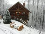 Winter Wonderland at Stairway