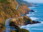 And Big Sur is our backyard…