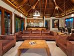 Villa Joss - Living room