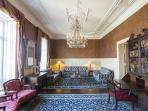 Living Room in Manor House.